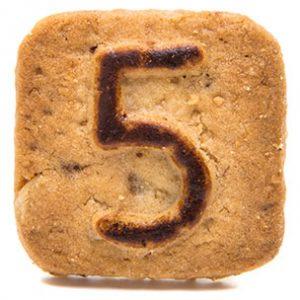 Keks Fünf