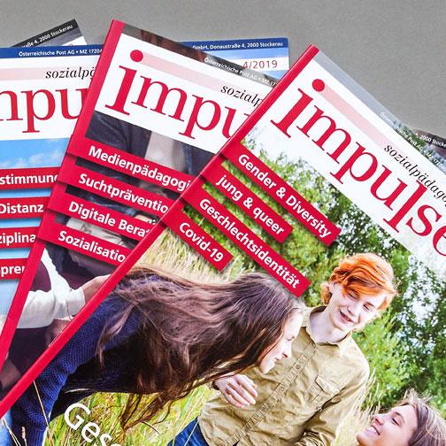 Fachmagazin Sozialpädagogische Impulse