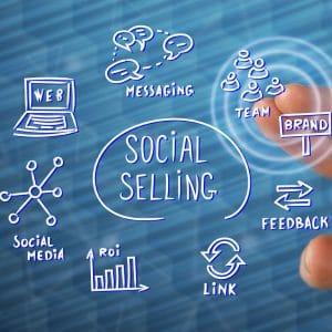 B2B Social Selling Strategie