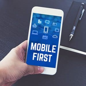 mobile first dialog one