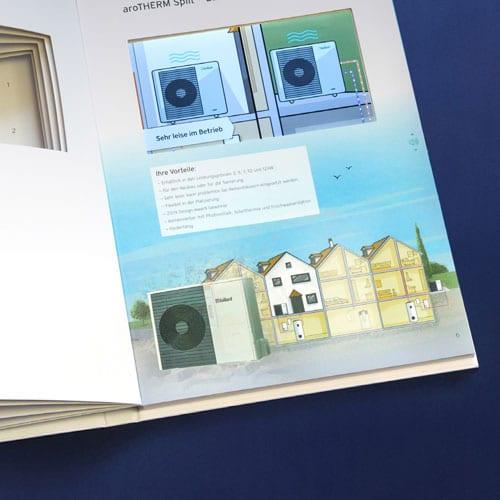 Video-Präsentationsbuch Vaillant
