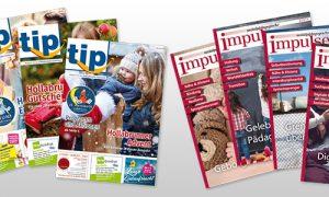Einkaufsmagazin, Fachmagazine dialog one Verlag